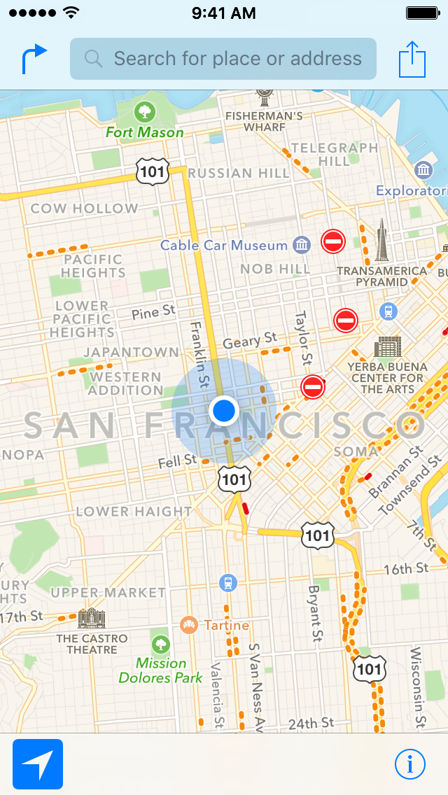 LocationHandle Apple Maps Spoof