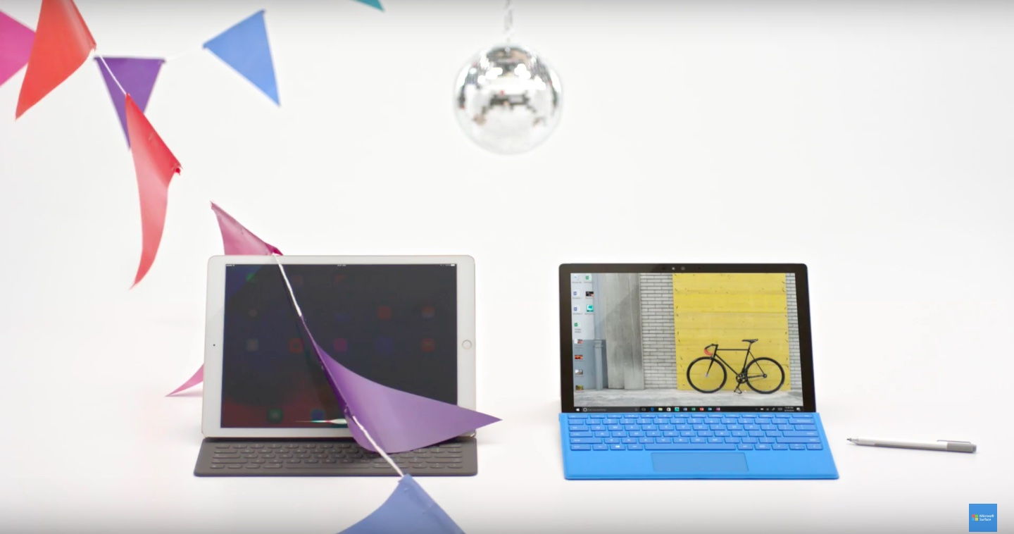Microsoft Surface Pro 4 ad computer 002