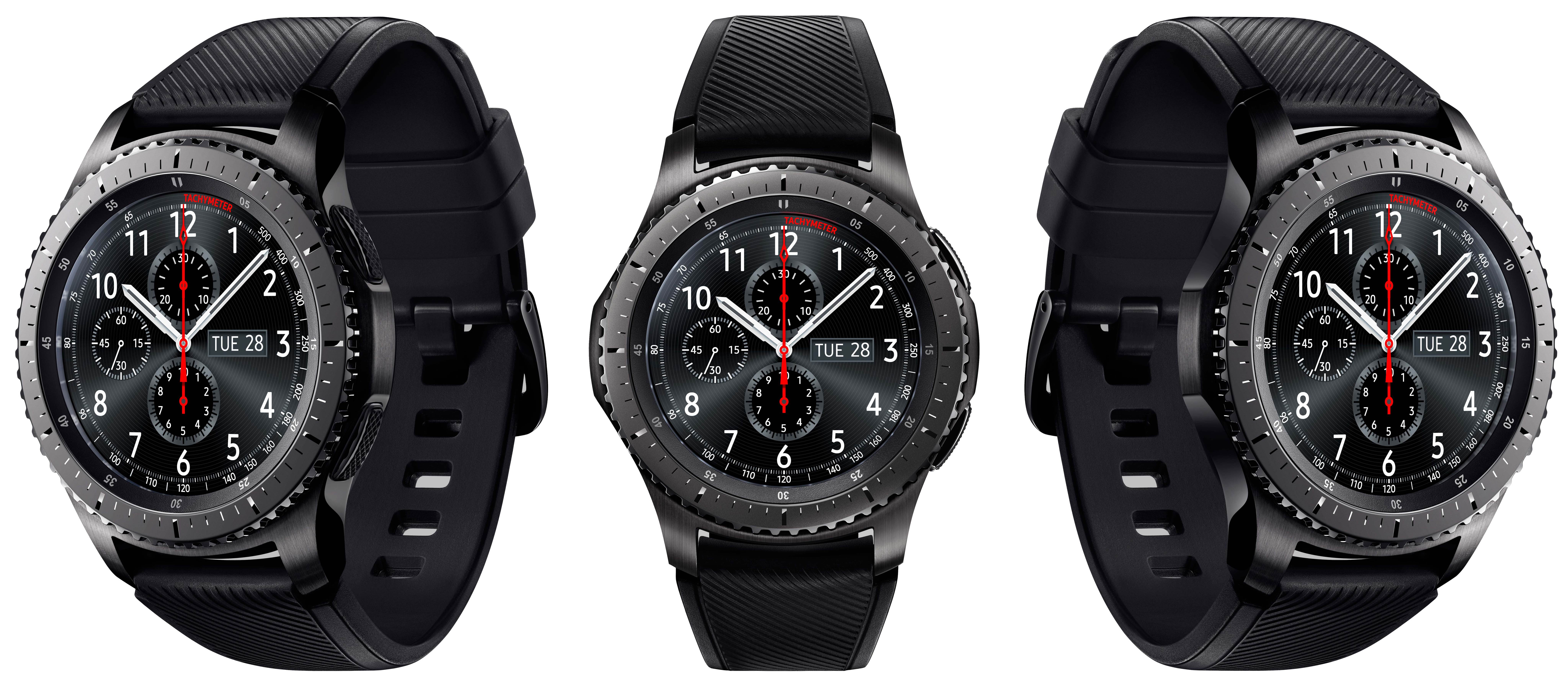 Samsung Gear S3 Frontier image 001