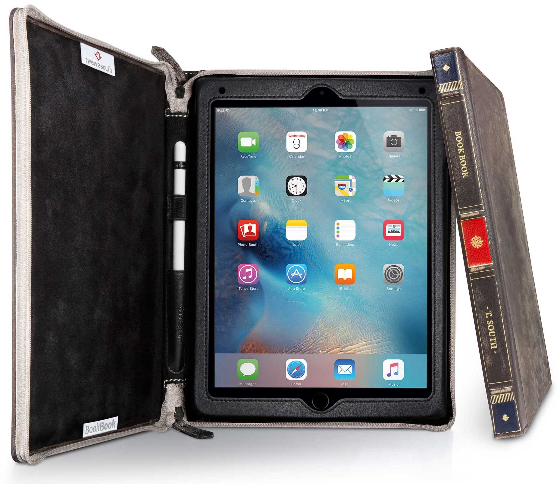 Twelve South Book Book for 9-7 inch iPad Pro image 001