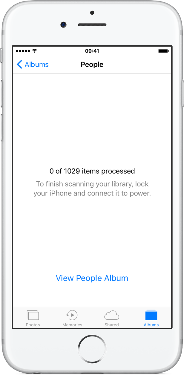 iOS 10 beta 5 Photos processing images prompt silver iPhone screenshot 001