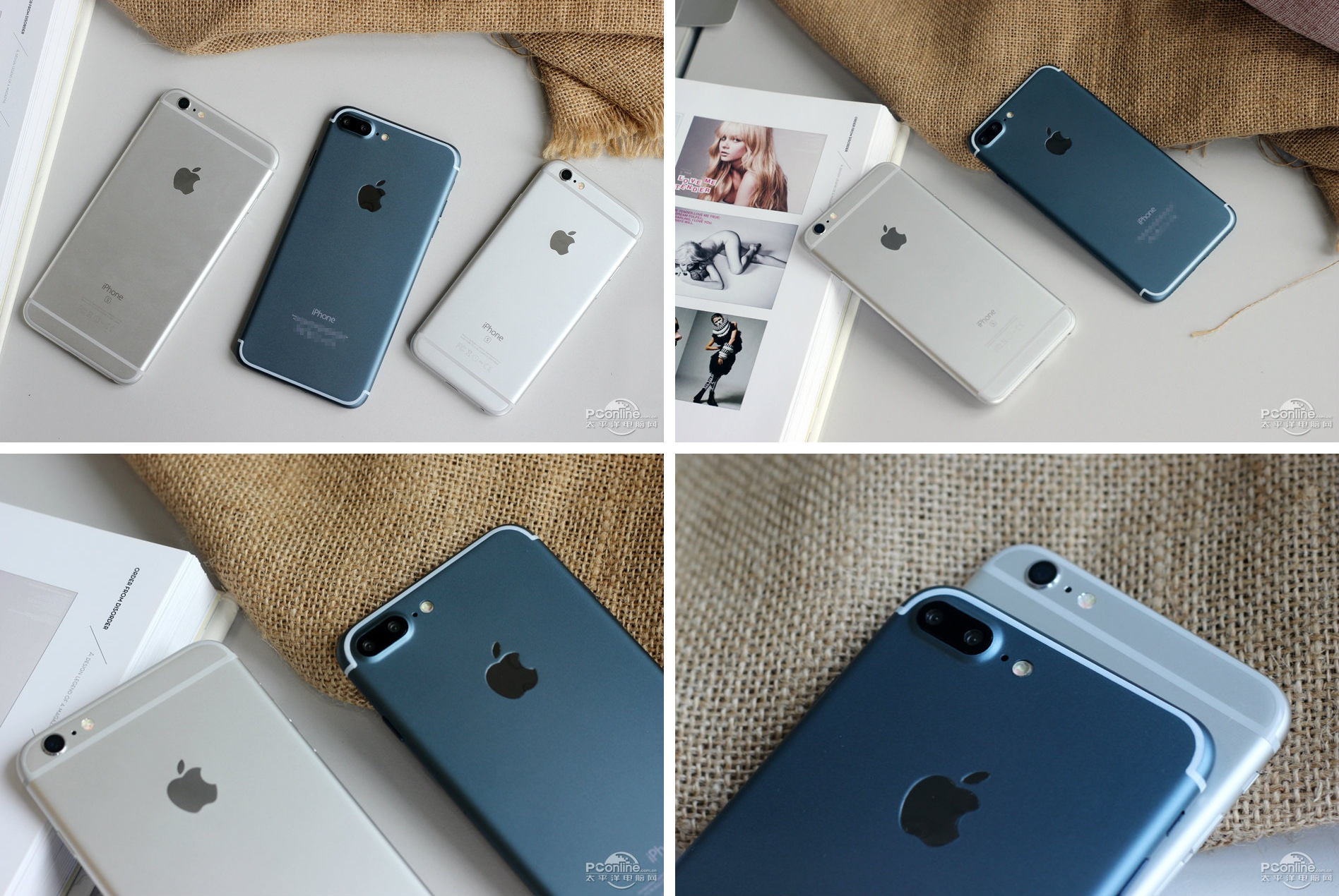 iPhone 7 Deep Blue The MAlignant 003