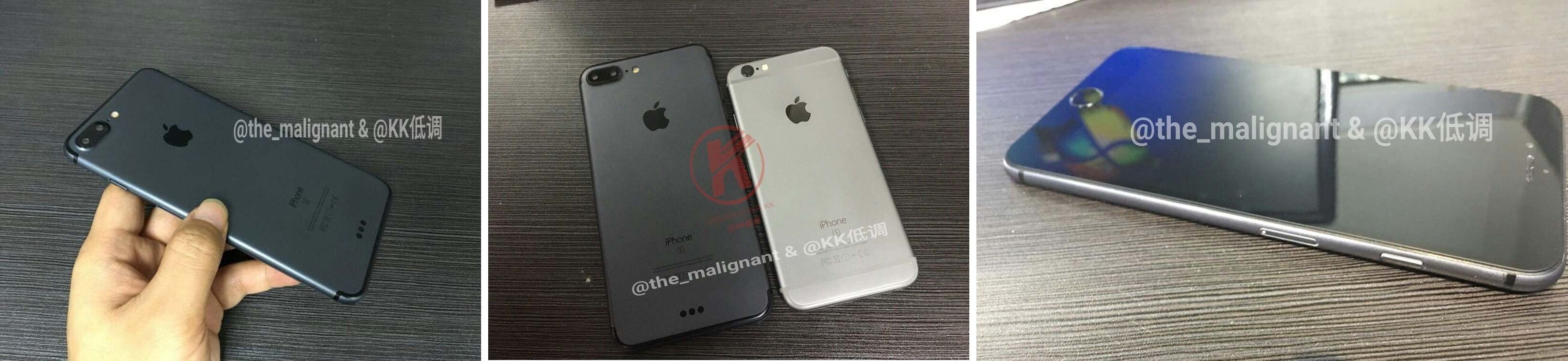 iPhone 7 Space Black The Malignant 001