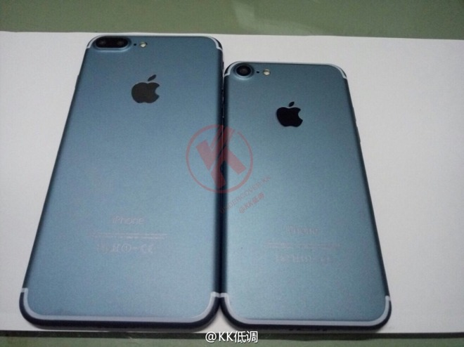 iPhone 7 dummies S branding