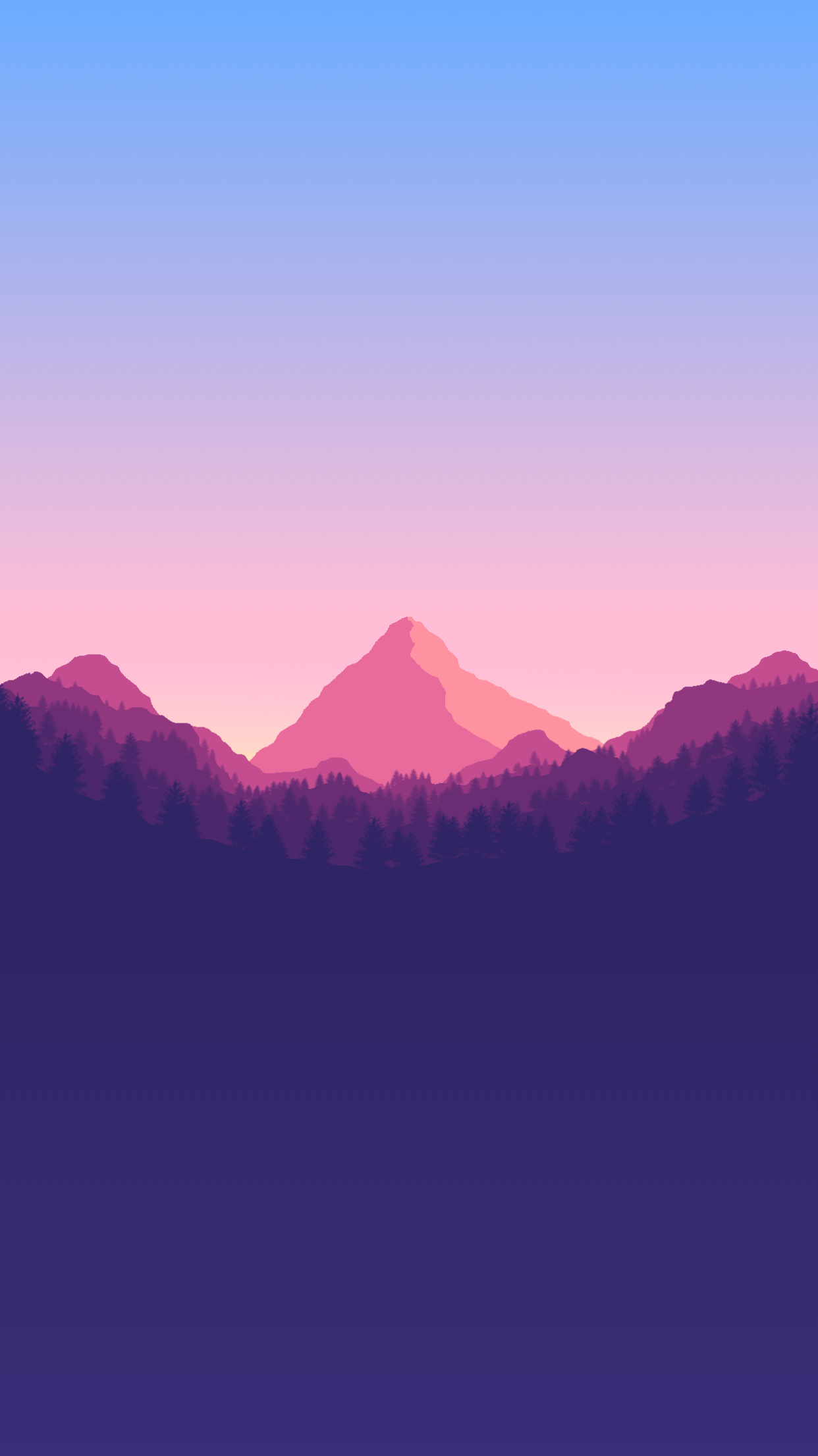 morning early iPhone Wallpaper by StijnDV