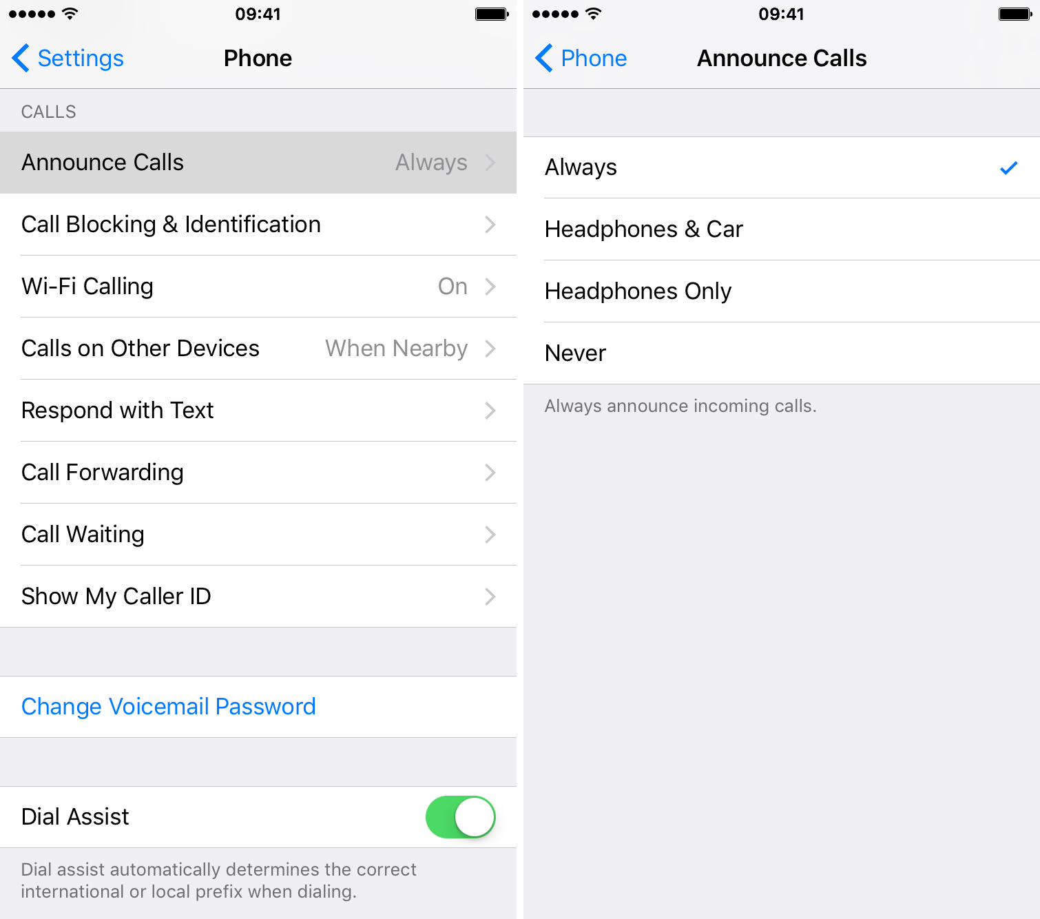 iphone call log settings how to your iphone announce who s calling you 15200