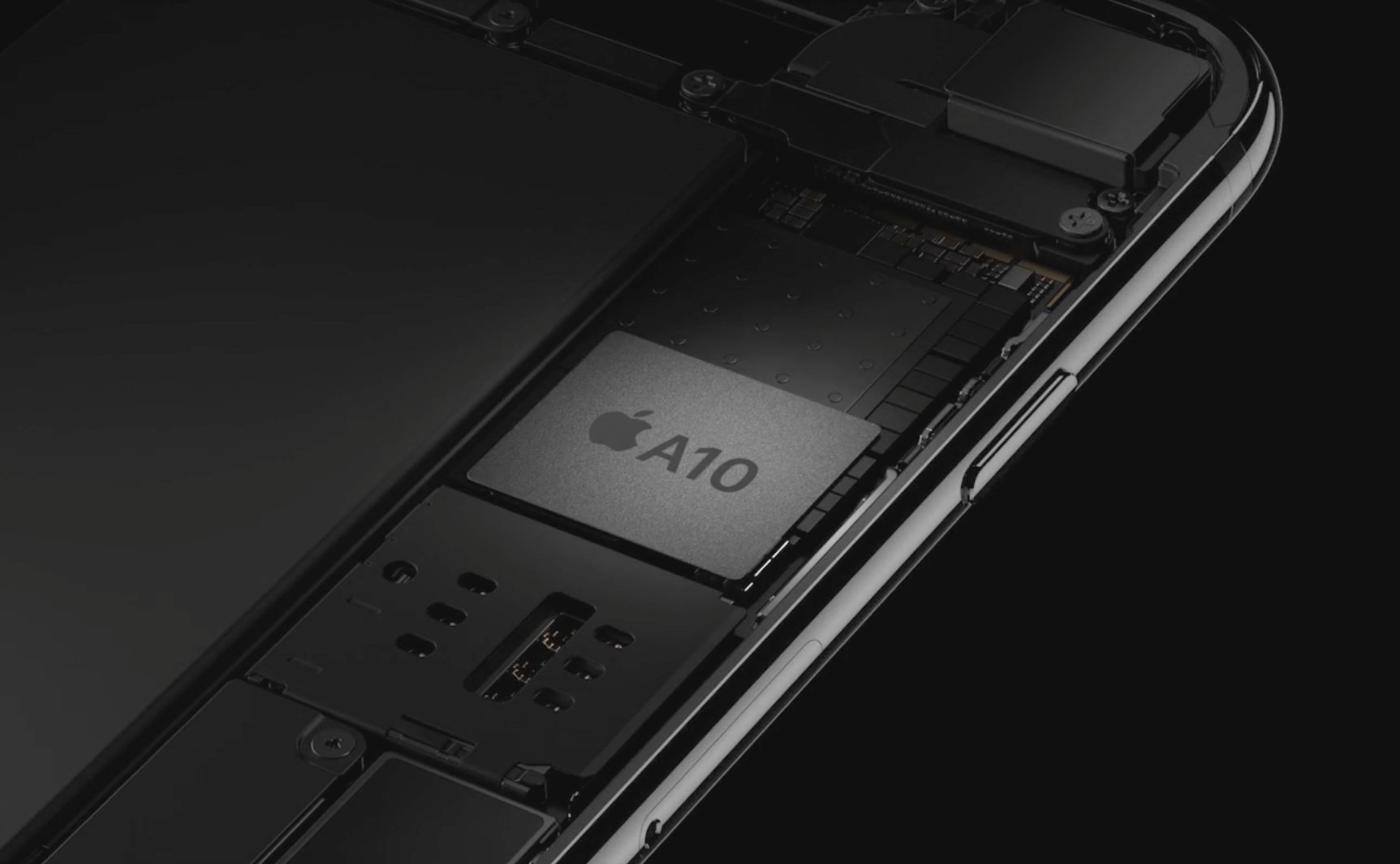 Apple Dont Blink video A10 Fusion