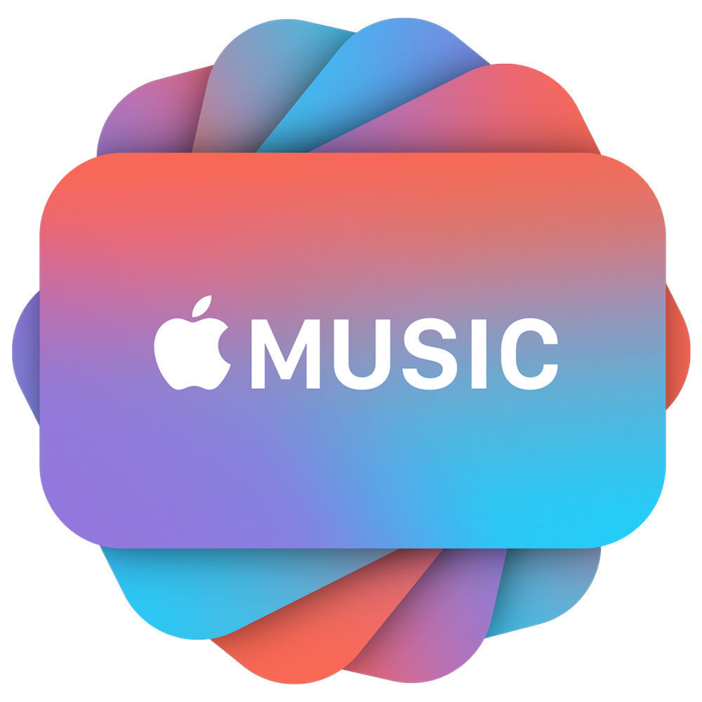 Can i use itunes gift card for apple music