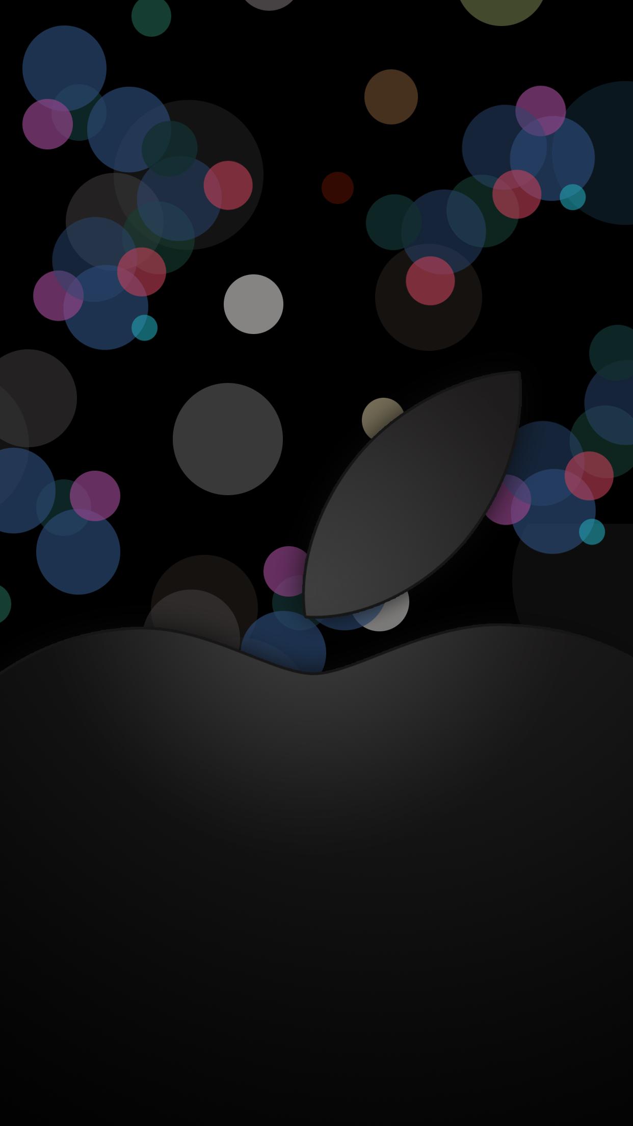 Iphone 7発表 スペシャルイベントの画像を使った壁紙 噂のappleフリークス