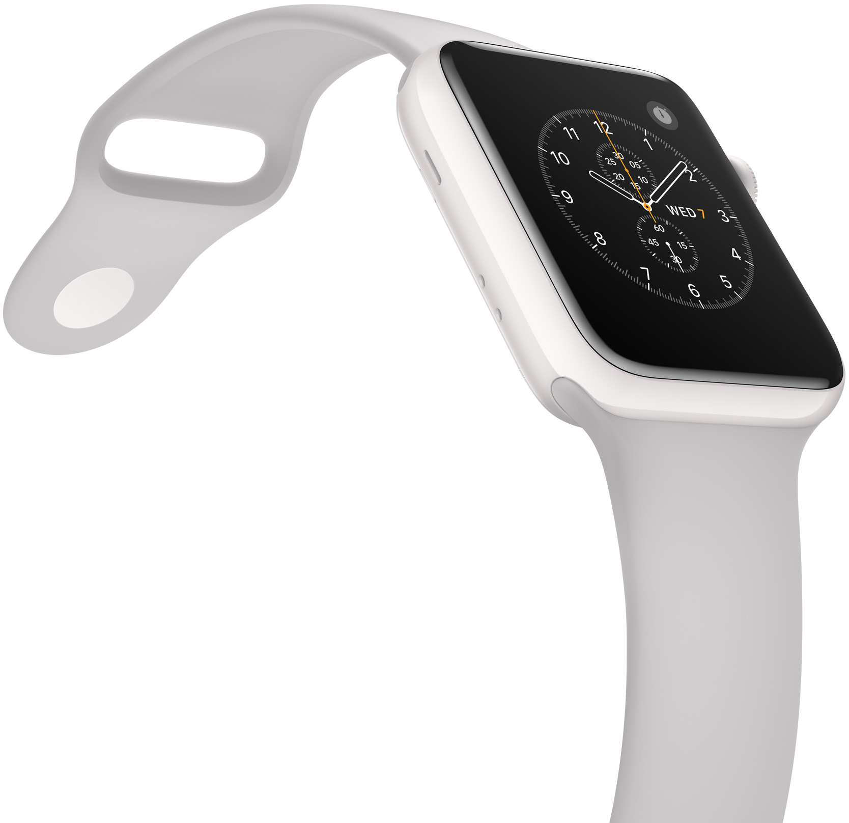 Apple Watch Series 2 Edition Ceramic image 001