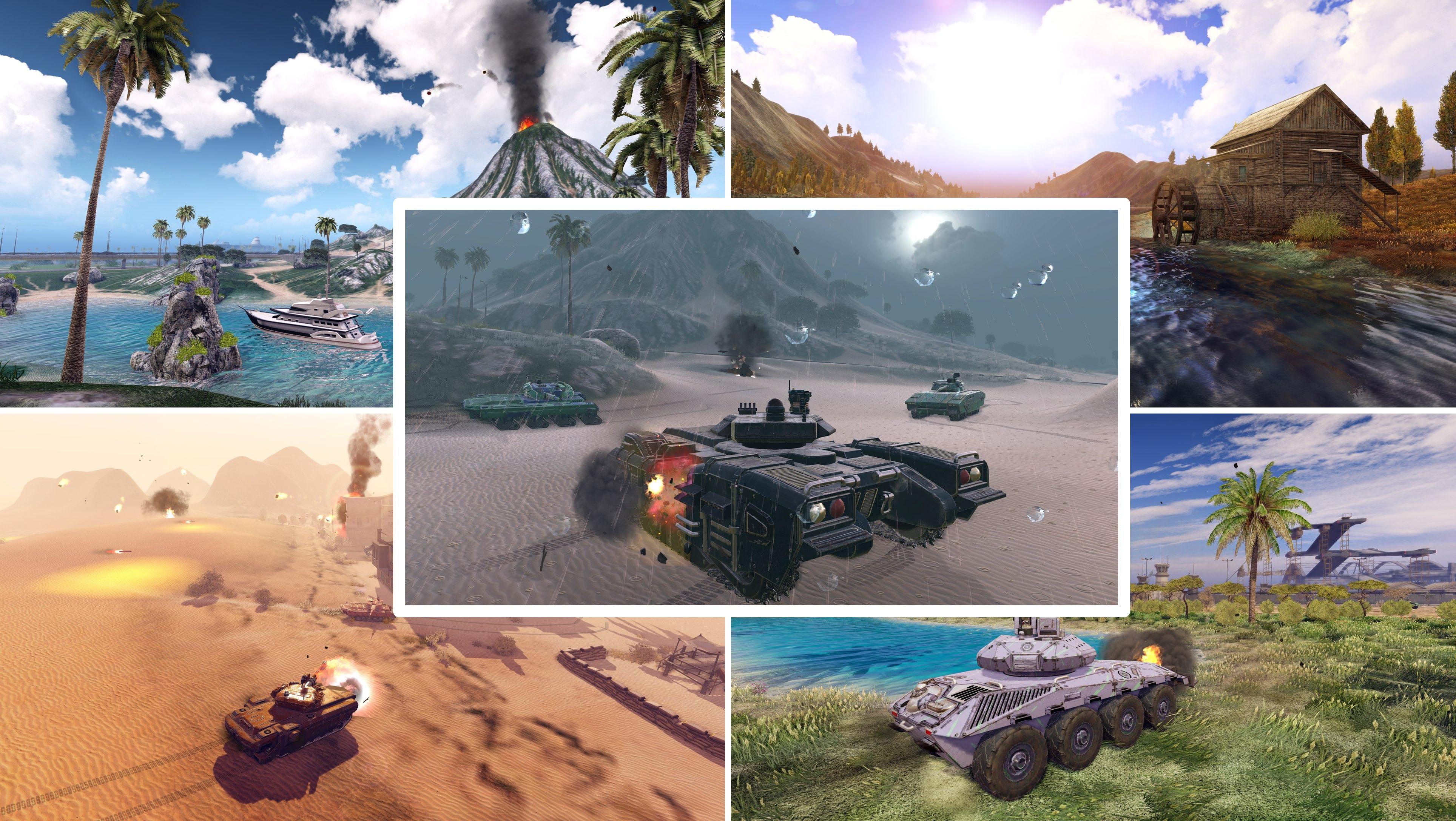 Infinite Tanks sreenshot 002