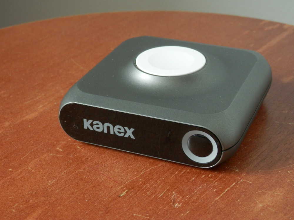 Kanex GoPower Watch Integrated MFi Apple Watch Puck