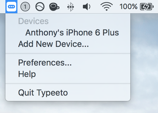 typeeto-menu-bar