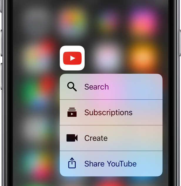 youtube-for-ios-3d-touch-home-screen-shortcuts-iphone-6s-screenshot-001
