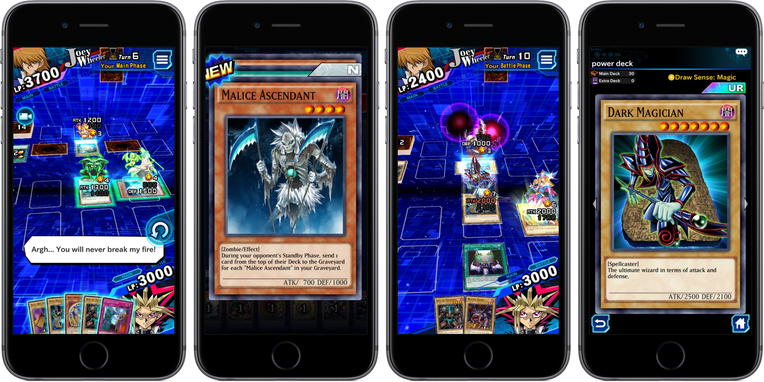Yu-Gi-Oh Duel Links 1.0 for iOS iPhone screenshot 001