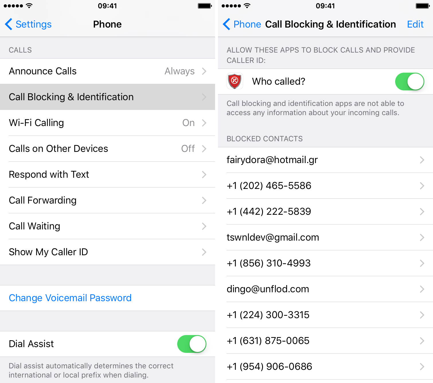 block private calls on iphone how to filter and block spam phone calls on iphone 7943