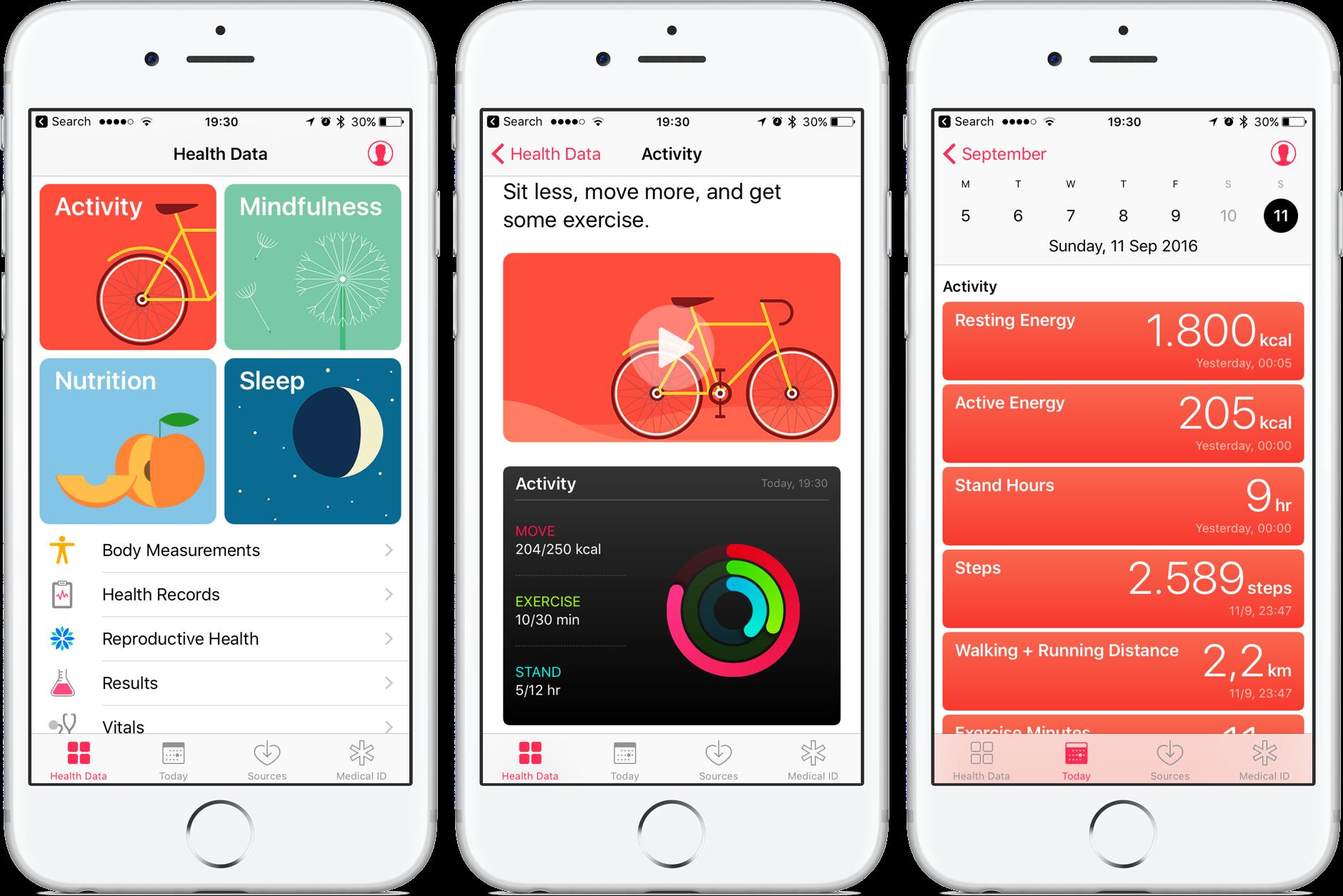 Výsledek obrázku pro the health app