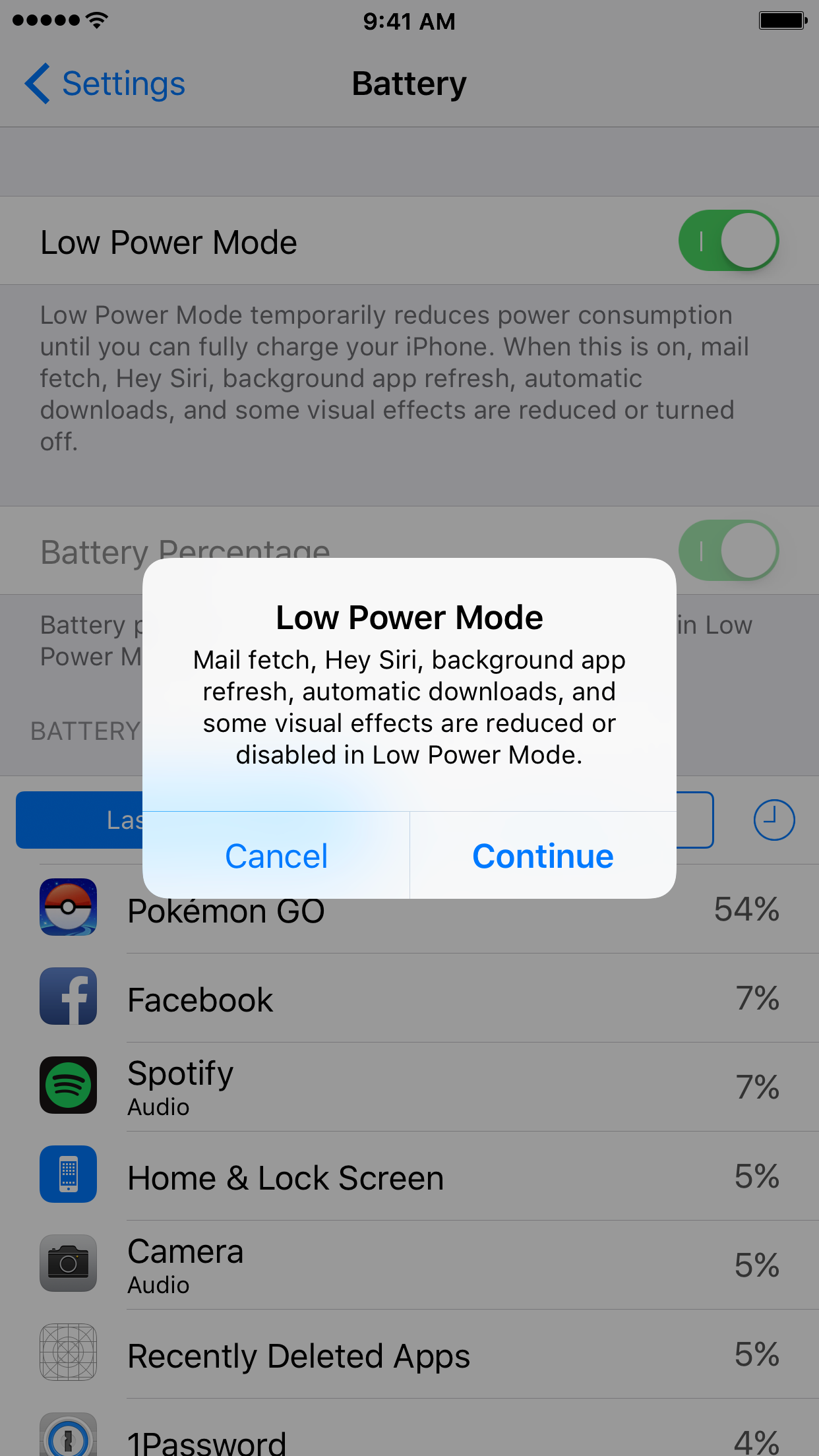 ios-10-low-power-mode
