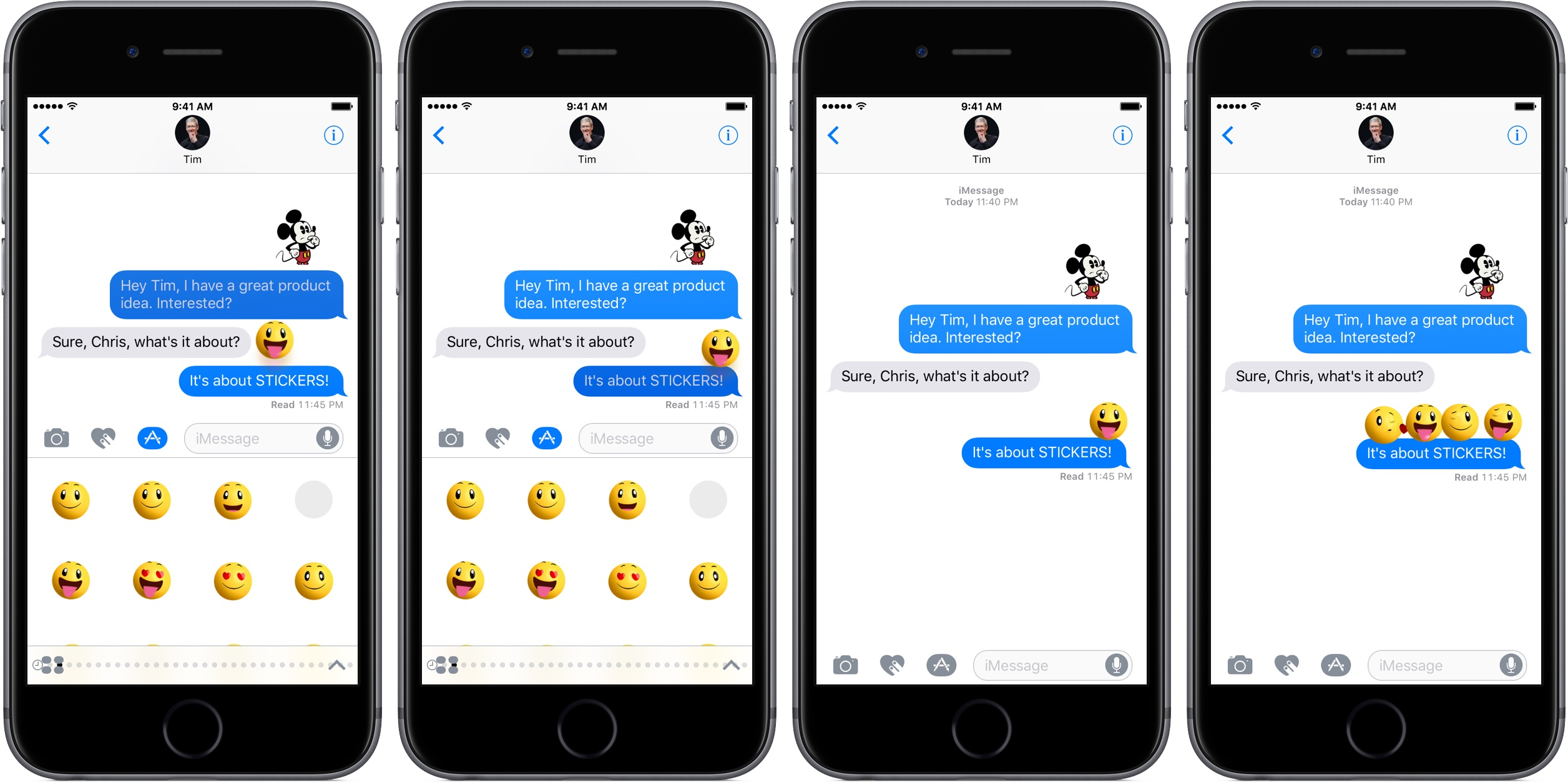 How to use stickers in Messages for iPhone and iPad