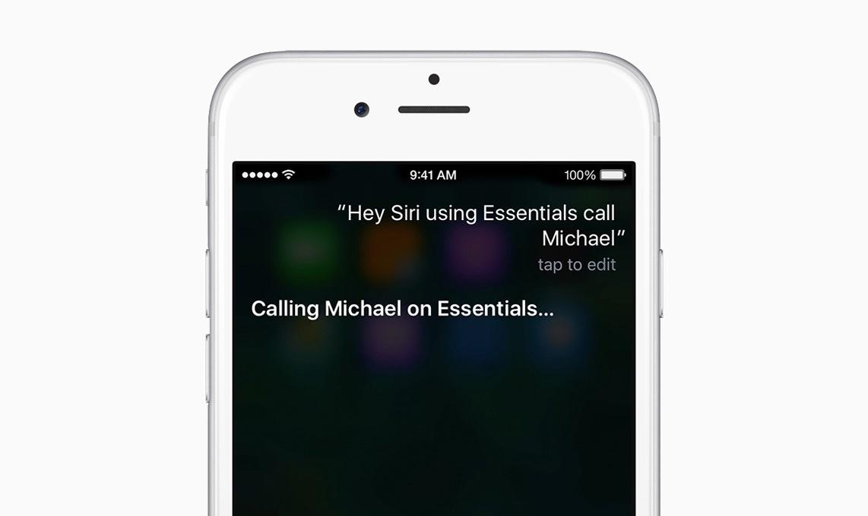 iOS 10 Siri Calling Essentials teaser 001