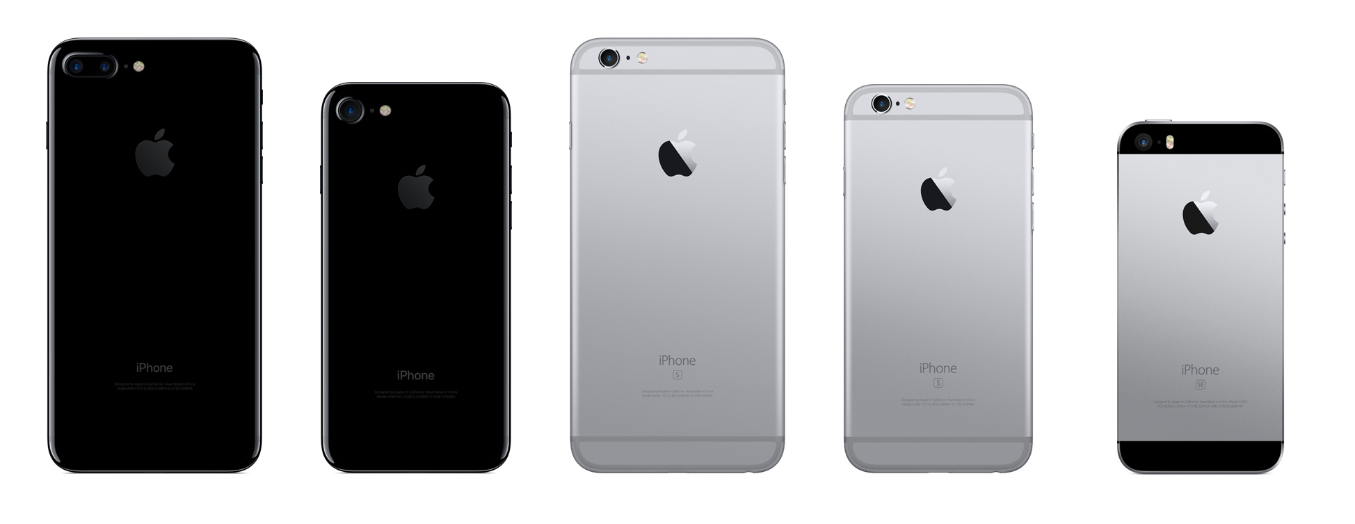 new product f646b 9f603 Weight, size, and battery life: iPhone 7 vs iPhone 6s