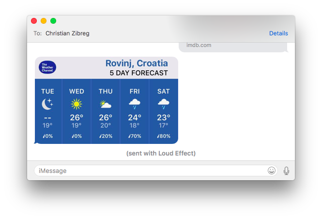macos-sierra-messages-weather-channel