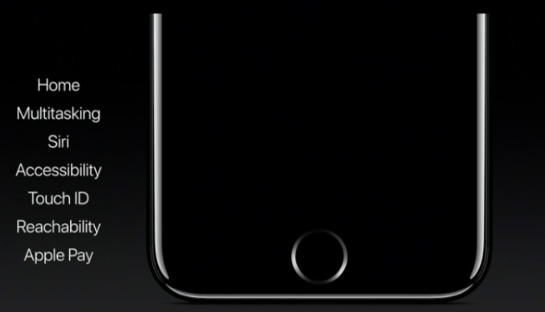 phone 7 home button