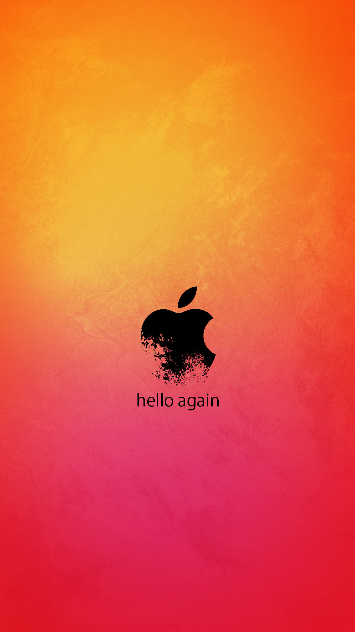 AR72014 inverse October 27 Apple Event hello again