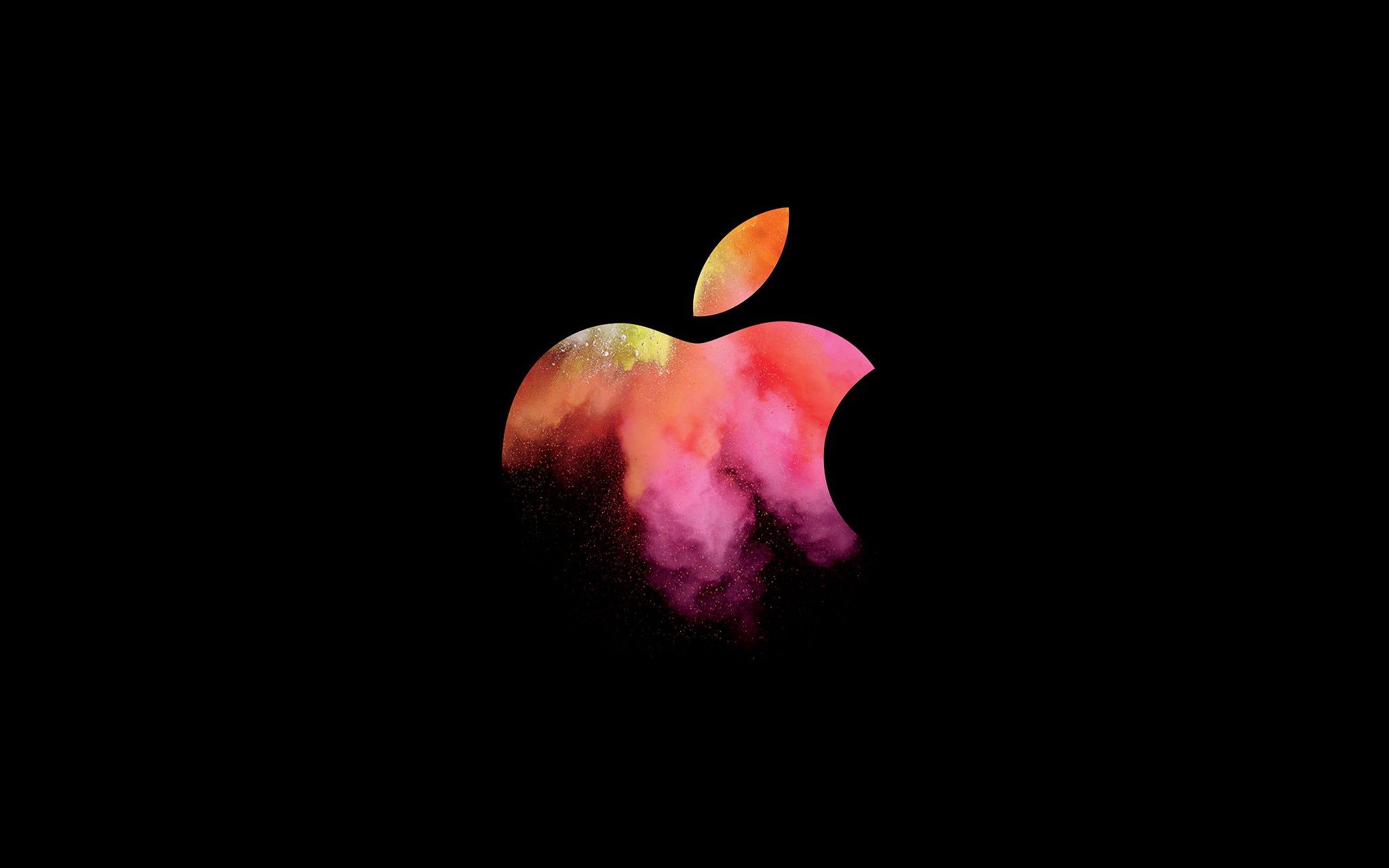AaronXic Apple October 27 Event desktop