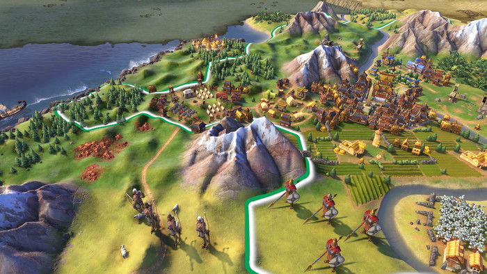 Civilization Vi for Mac screenshot 001
