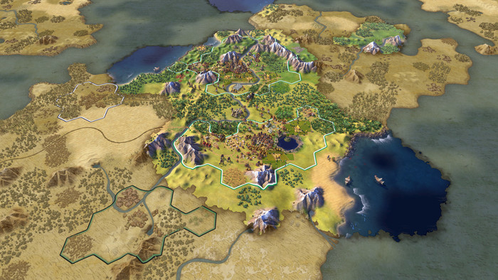 Civilization Vi for Mac screenshot 002