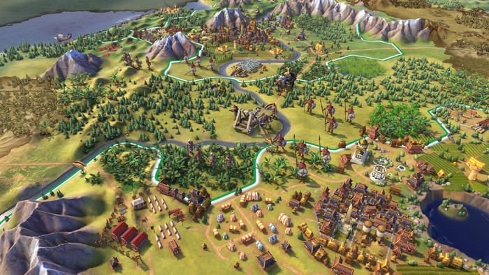 Civilization Vi for Mac screenshot 003
