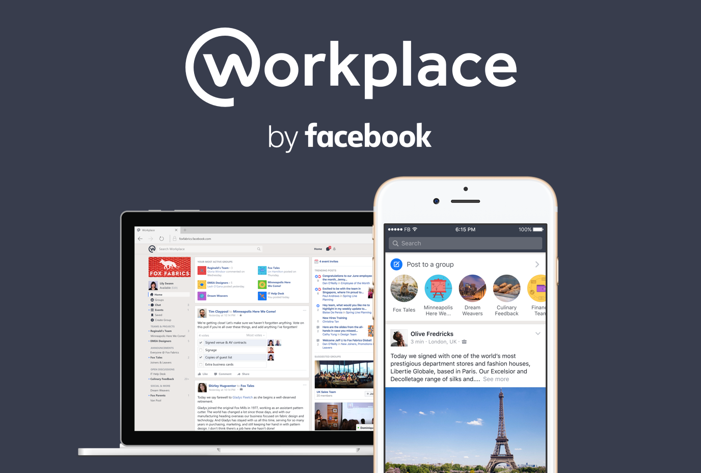 Facebook Workplace teaser 001