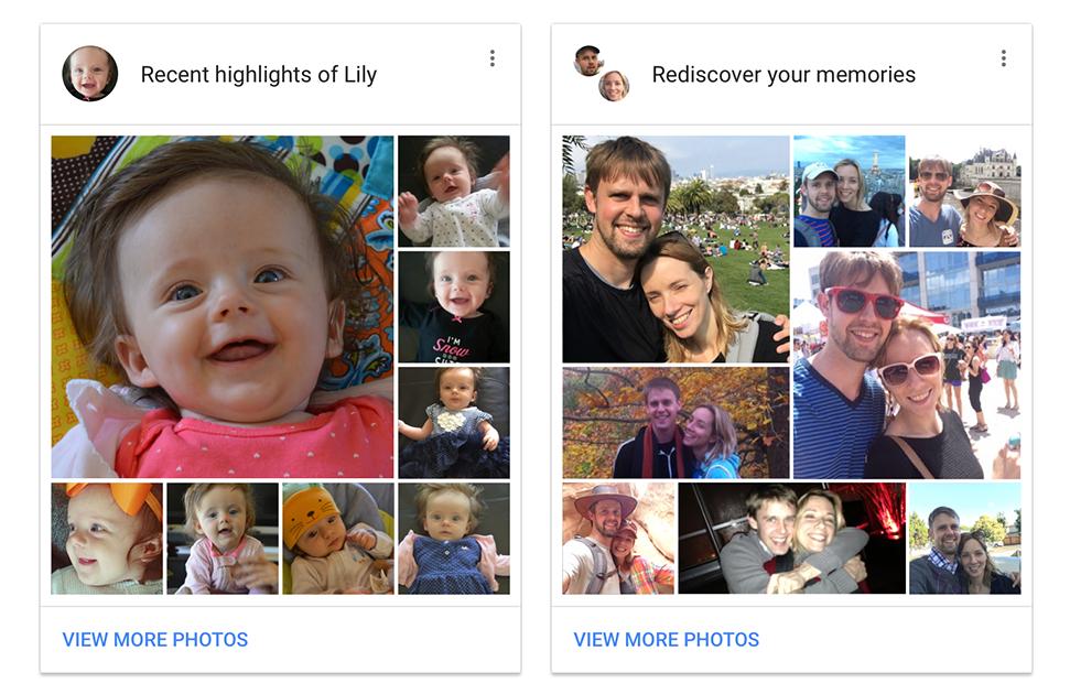 Google Photos 2.2 for iOS Highlights