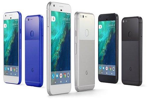 Google Pixel family 001