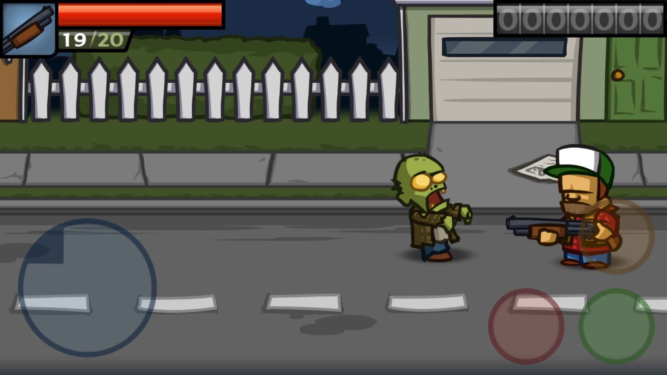 Halloween Zombieville USA 2