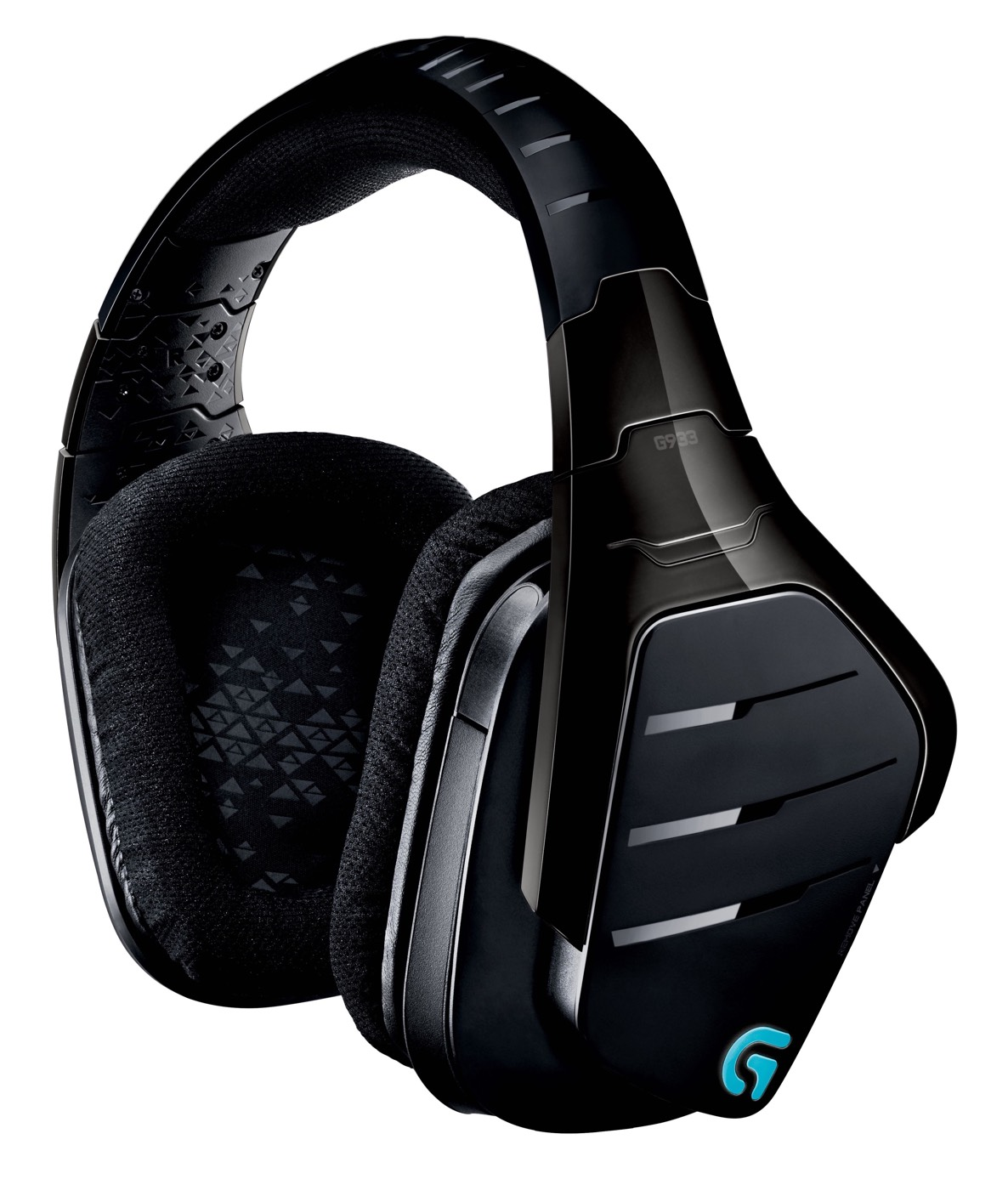 Logitech's G933 wireless surround sound headset takes