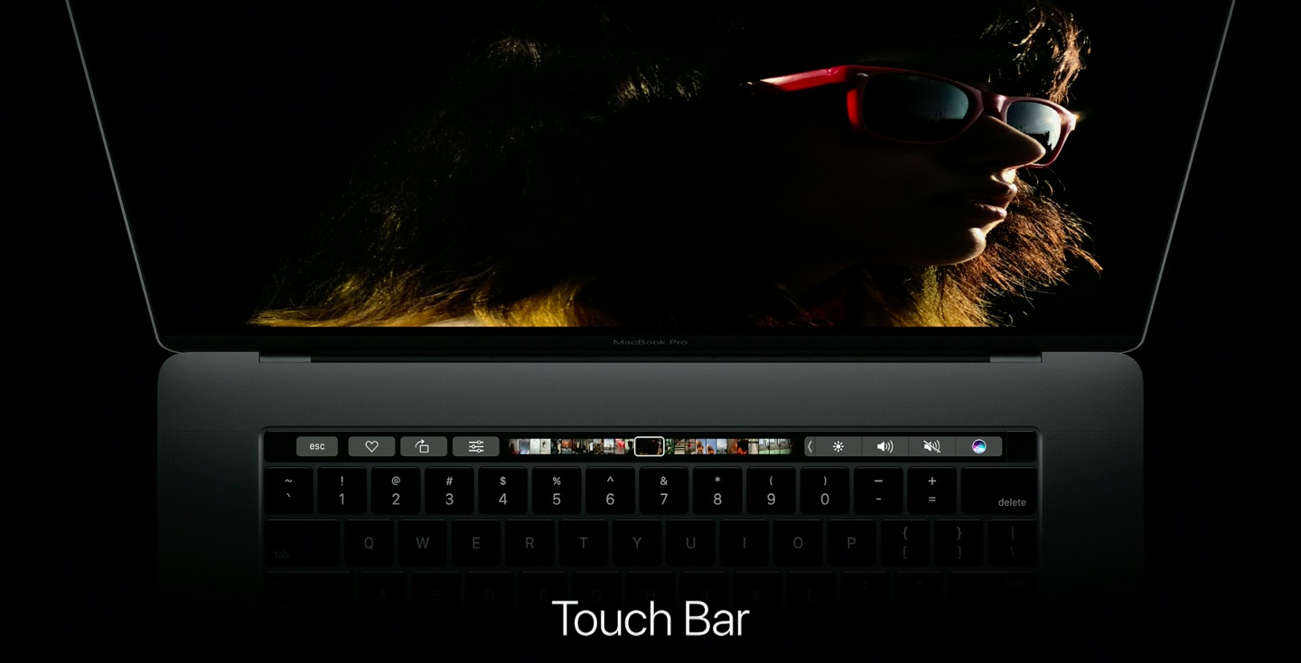 MacBook Pro Touch Bar 007