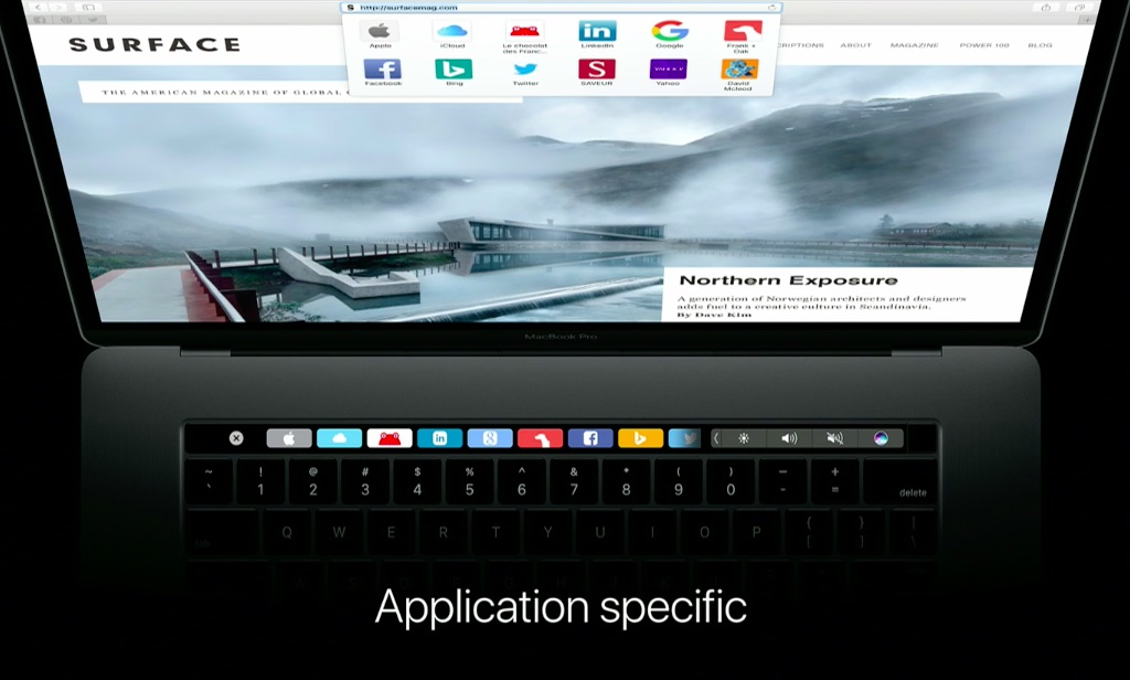 MacBook Pro Touch Bar Safari 006