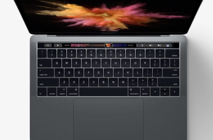 First impressions of MacBook Pro's Touch Bar