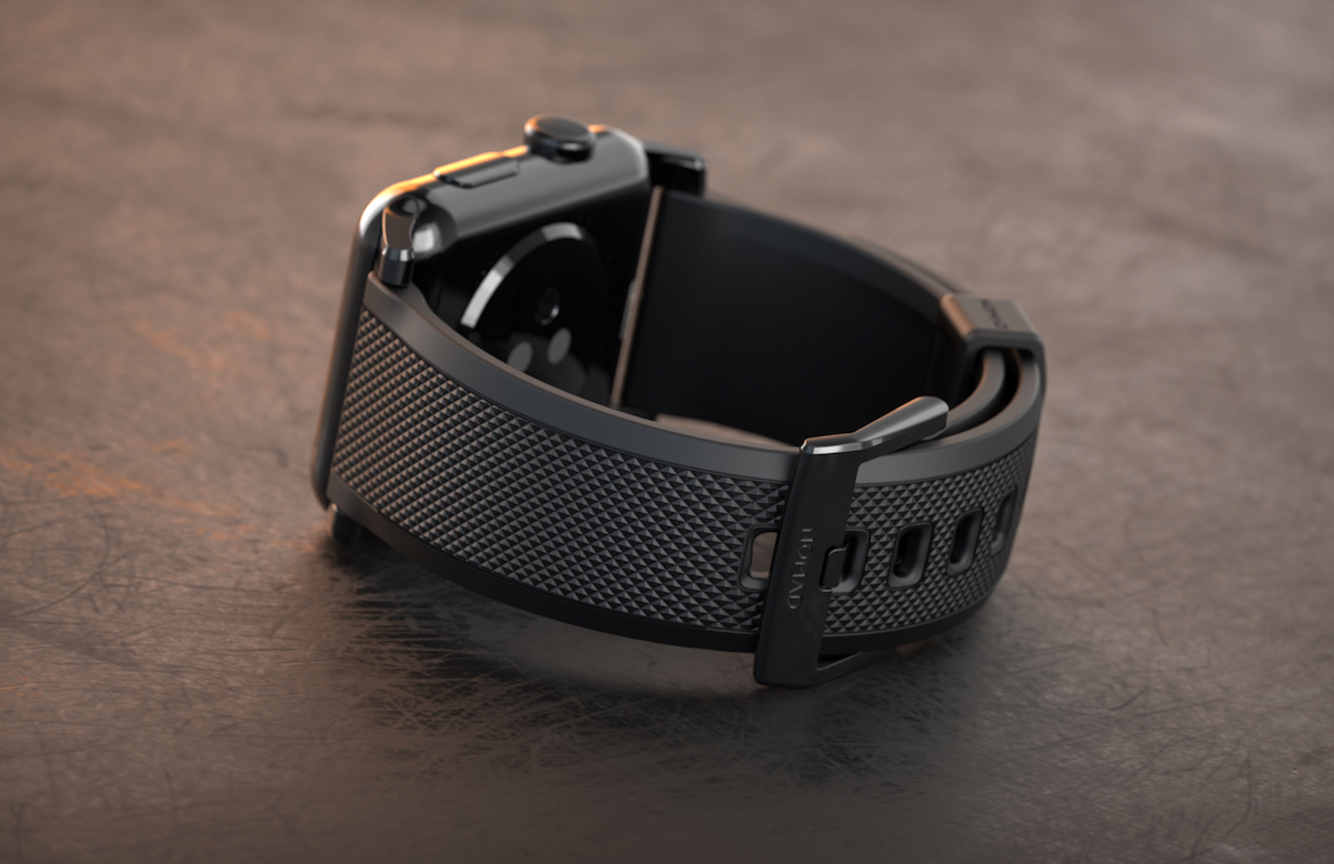 Nomad Silicone Strap for Apple Watch 2