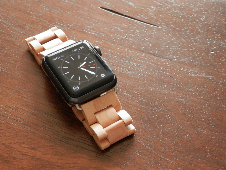 Ottm Apple Watch Maple