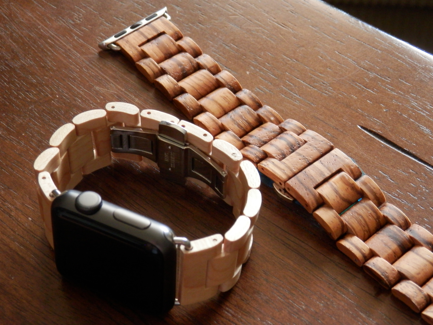 Ottm Apple Watch Two Band Types