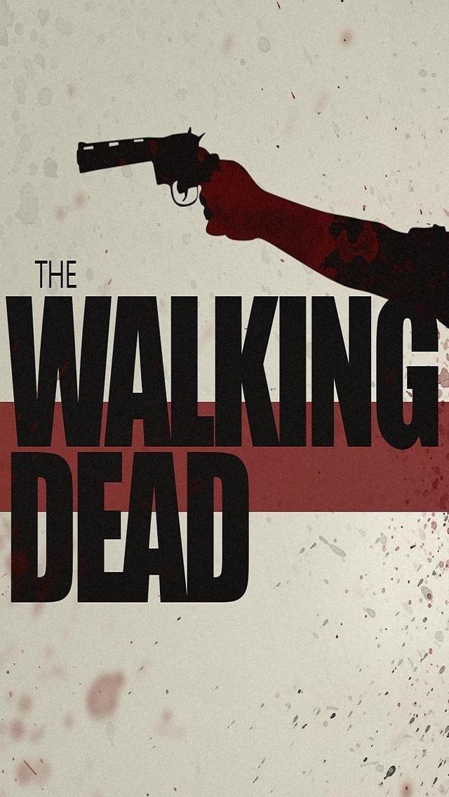 The Walking Dead iPhone wallpaper 3