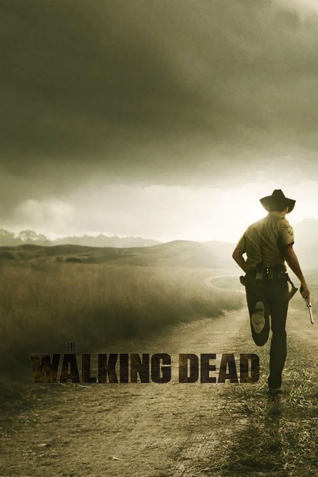 The Walking Dead iPhone wallpaper 4