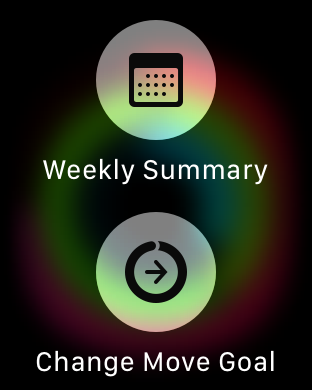 activity app rings 2 watch