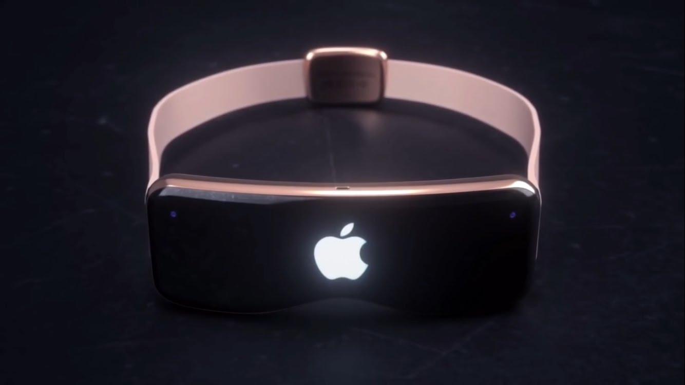 apple headset vr ar