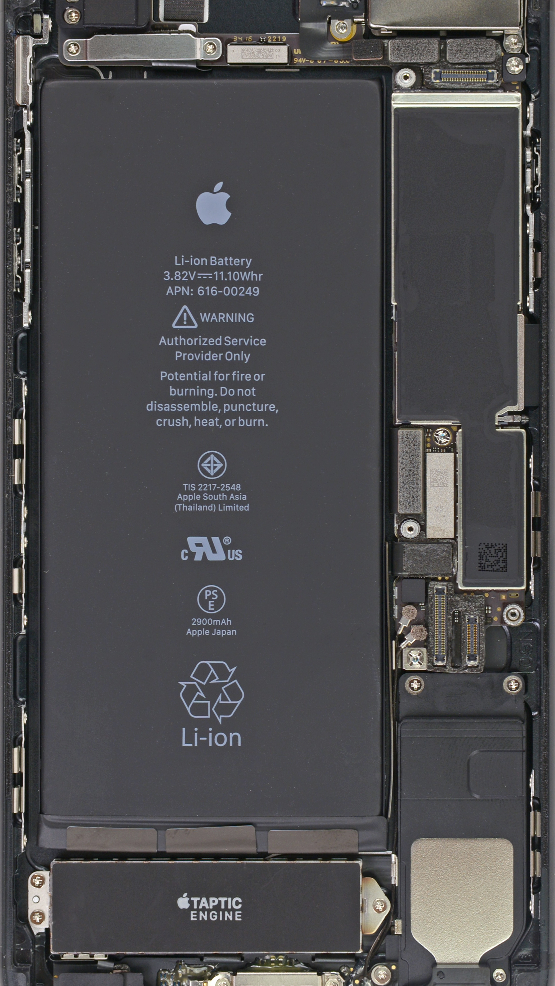 Ifixit Iphone  Internal Wallpaper