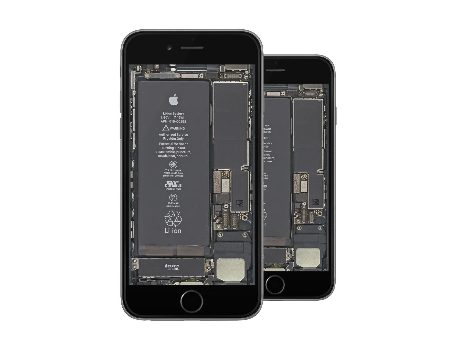 Wallpapers Of The Week Iphone 7 Internals