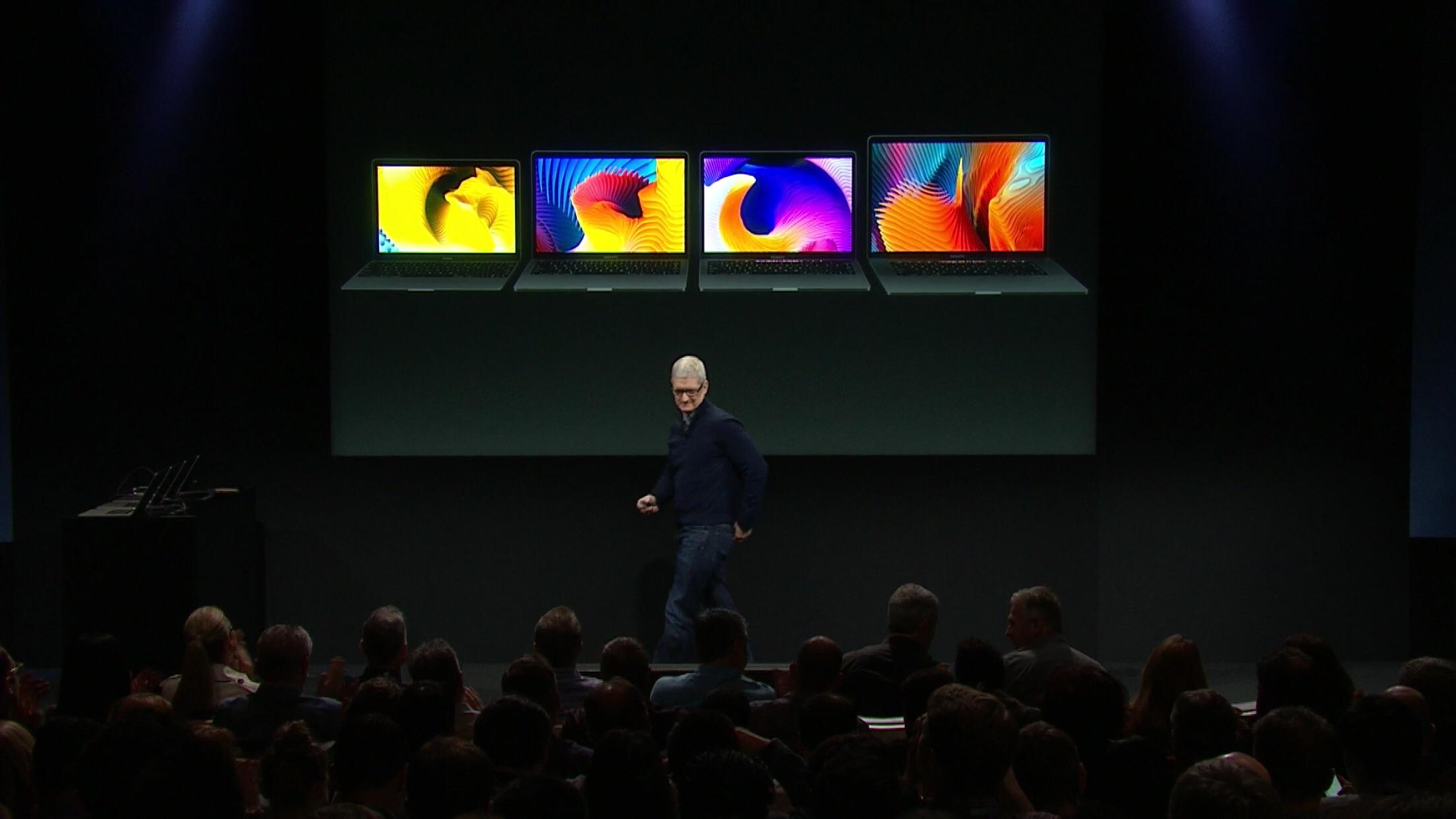 macbook line up keynote